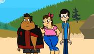 Bobby, Tim and Sandy