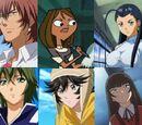 Kyoshou Academy with contestants: