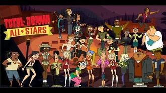 Total Drama All Stars My Way (own cast)
