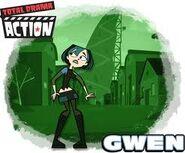 GwenTotalDramaAction