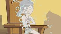 Heather electrocutada