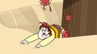 AttackedByCrabs