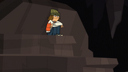 Maskwak's cave the origins