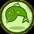 Floating Salmon