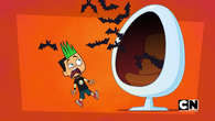 Gwen's bats scare duncan