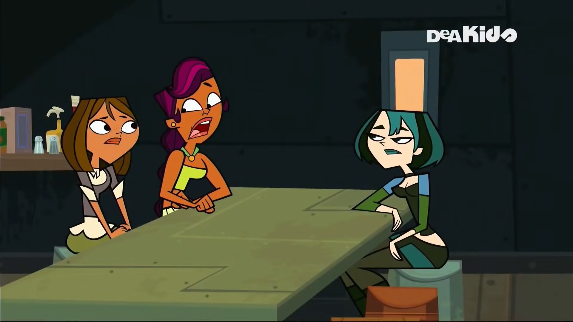 Total drama shemale porn-2591