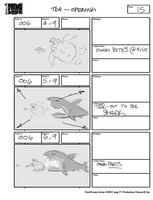 Total Drama Action theme song storyboard (17)