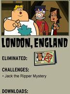 Episode info11 london