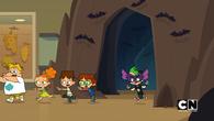 Bat cave scare duncan