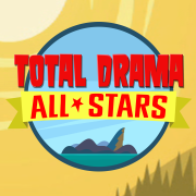 Total Drama All-Stars Alternate Logo