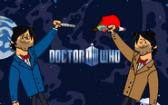 Doctor Who Chris 10 and 11