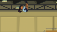 Jen gymnastics