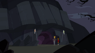 Cave flags