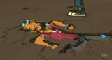 Alejandro atropellado