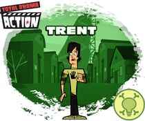 Trent Total Drama Action
