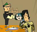 Gwen, Trent y Duncan
