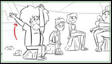 Beardo Vote Storyboard