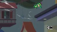 Wind helps duncan
