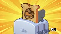 Burned toast duncan