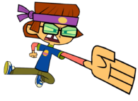 Little Harold kung-fu