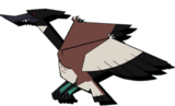 Geese (Transparent)