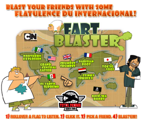 Fart Blaster
