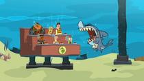 Venganza de la Isla - Verdad o Tiburon - 46