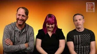 Total Drama Fandom Questions answered by Christine, Terry, and Christian!...Pt 1