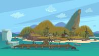 TDAS Island