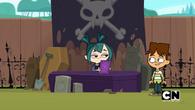 Gwen's business pet funerals