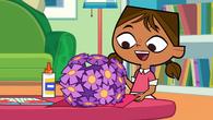 Courtney's pop-up flowers
