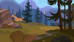 Deer rock n rule