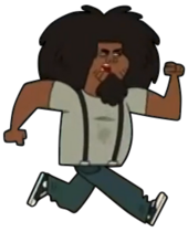 Beardo corre quefeoseve