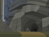 Boney cave