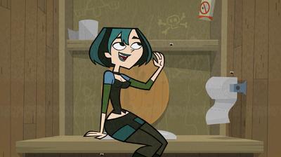 Gwen charmed