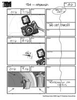 Total Drama Action theme song storyboard (48)