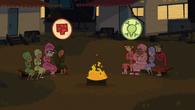 TDA bonfire