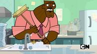 You're on bathroom duty