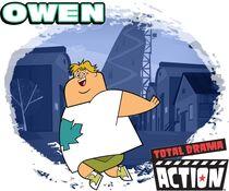 Owen Total Drama Action