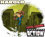 HaroldTotalDramaAction