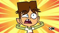 Cody super scared