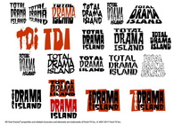 Early TDI logos