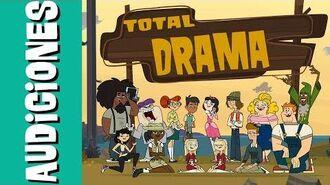 DRAMA TOTAL ISLA PAKITEW Audiciones - Total Drama