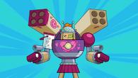 Robot suit izzy