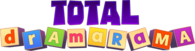 Total DramaRama early logo