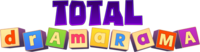 Total DramaRama early logo