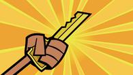 Mighty key
