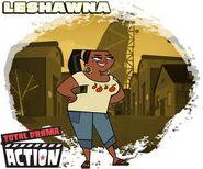 LeShawnaTotalDramaAction