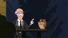 Shh Owl