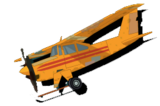 Airplane (Transparent)
